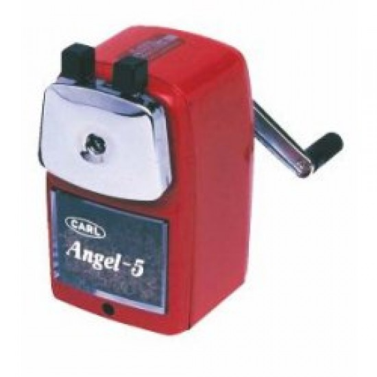 CARL ANGEL-5 PENCIL SHARPENER