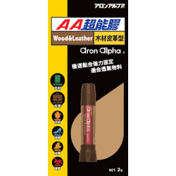 ARON ALPHA  GLUE FOR WOOD & LEATHER(FOR HOUSEHOLD/ OFFICE)