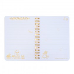 Corocorokuririn Mini Wire-O Notebook