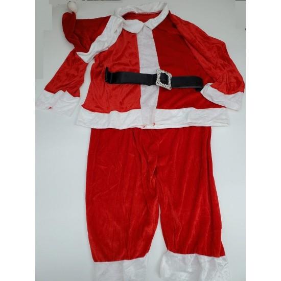 Santa Claus Costume for girl