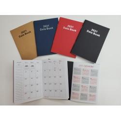 Riders 2021 Mini Datebook with single color cover