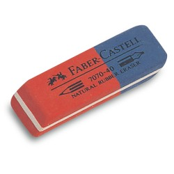 FABER-CASTELL 7070-40 latex-free eraser for ink/pencil