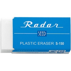 RADAR S-150 Plastic Eraser (Large)