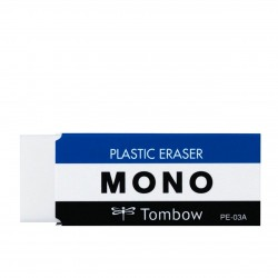 TOMBOW MONO PE-01A Small Eraser