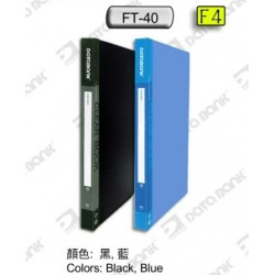 DATA BANK  F4 CLEAR BOOK FT-40