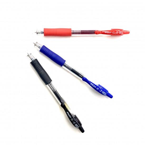 Pilot - BL-G2-38 - G2 Retractable Gel Pen 0.38mm
