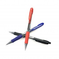 Pilot - BPGP-10R-M - Super-Grip Ball Pen 1.0mm