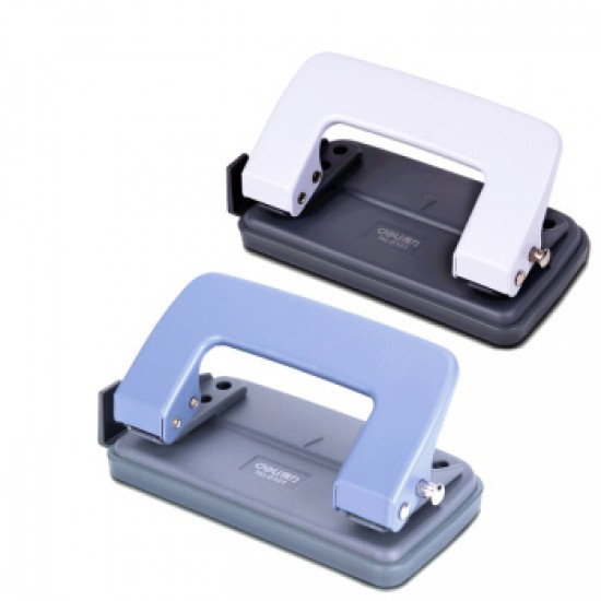 Deli 0101 Two Hole Punch, 10 sheets