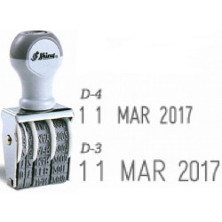 SHINY D-4 Dater Stamp(4mm)