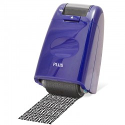 PLUS The Protection of Personal Information Stamp Roller