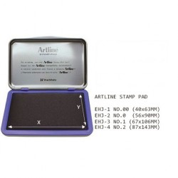 ARTLINE EHJ-3 No.1 Stamp Pad