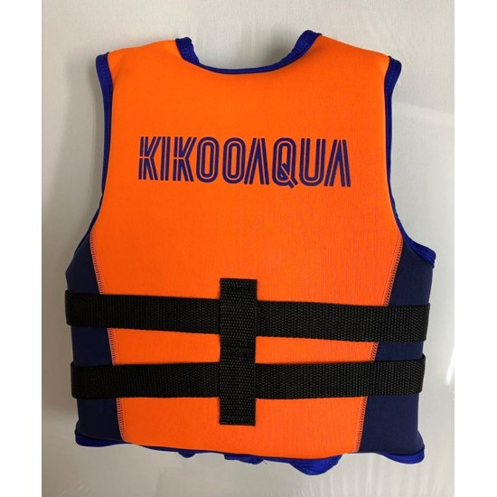 KIKOO AQUA Swimming Aid Vest (Kid Size: S/M/L/XL)