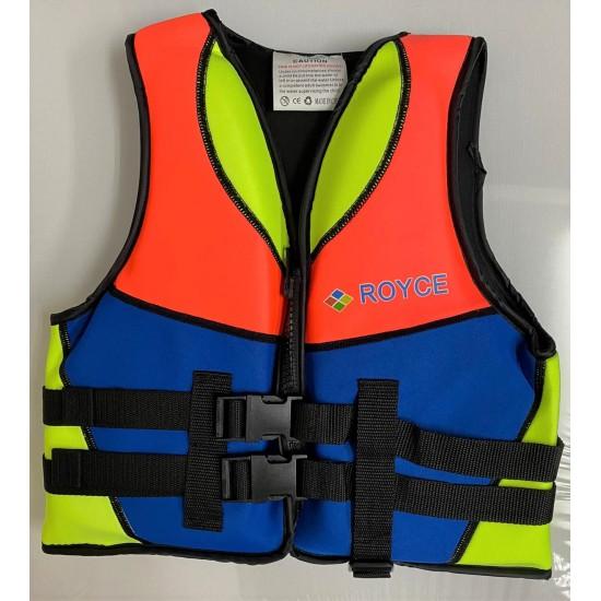 ROYCE Swim & Surf Life Jacket (Kid Size: S/M/L)