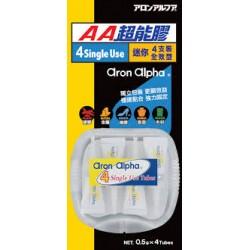 AA Super Glue 0.5g(4 Single Use)