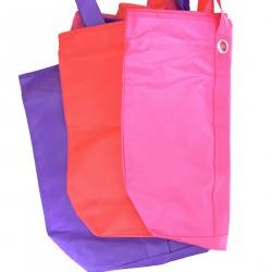 Zipper non-woven environmental protection bag