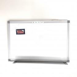 Single Side Magnetic Whiteboard 1'' x 1-1/2 ''