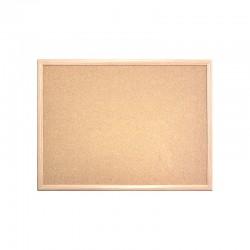 Easymate 15MBWF Woodframe Corkboard