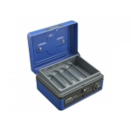 CARL CB-8100 Cash Box with Key & Lock