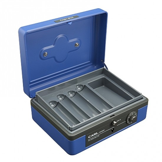 "CARL CB-8200 7.7"" Cash Box"
