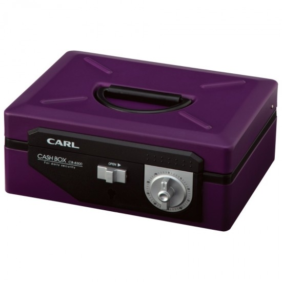 "Carl 8"" Cash Box (CB-8300)"