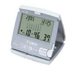 CANON  ALARM CLOCK & TIMER CC-55