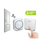 Hopewell 200m EXTRA Plug-In Battery-Free Wireless Doorbell