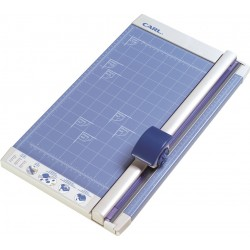 Rotary Disk Paper Trimmer RT-218 (A3, 10 Sheets/Straight; 3 Sheets/Pattern)